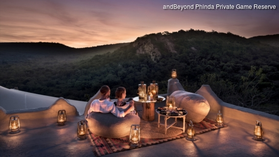 andBeyond Phinda Private Game Reserve